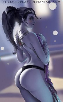 Widowmaker by Sticky-Cupcake