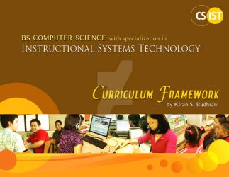 IST Curriculum Document Cover by kiranb