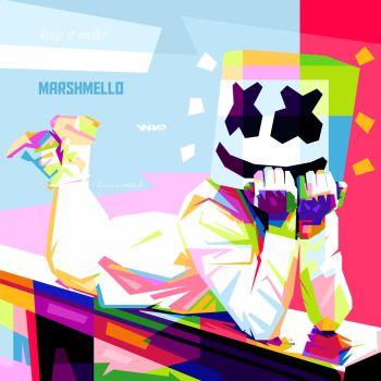 Marshmello by Lana1412al