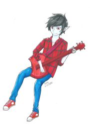 Marshall Lee by sandychi