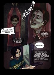 Coma. Page 6 by SheWasZombie