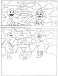 Under Four Feet, Playground Superheroes ,Page 11 by LucyQ602