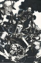 The Punisher - Descent into Darkness by Ace-Continuado