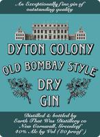 Dyton Colony Gin by emptysamurai