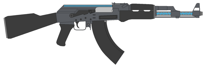 Ak-47 for Tofu93 by RenegadeTH