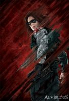 Winter Soldier by Almerious