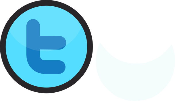 Twitter by l337ronald