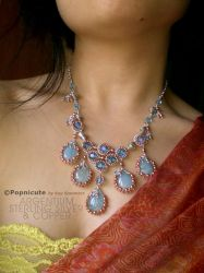 Mahadevi Necklace by popnicute