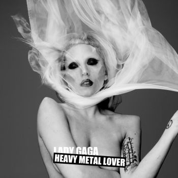 Lady GaGa Heavy Metal Lover 6 by SethVennVampire