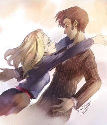 Doctor-Rose by kaminary-san
