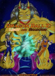 Dragon Ball Z: Light and Shadows - 3 by SwanofWar