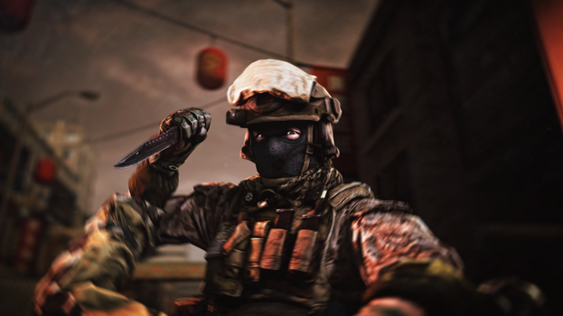 Knifing by evgenyprice
