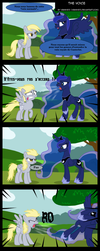 The Voice by My-Little-Translate