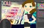 Doll beautiful forever by Dianeyeditions