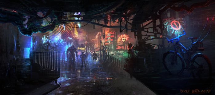 NUKE TOWN FINAL wip by RoeeateR