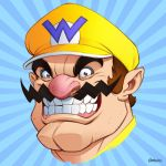 Wario Colors by D-MAC
