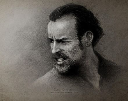 Captain Flint by MeduZZa13