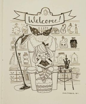 day 1: welcome by weiliwonka
