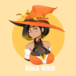 Black Witch by StaleMeat