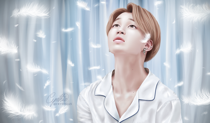 Lie (Jimin-BTS) by crystalizi