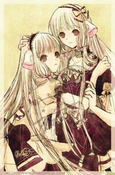 Commission - Chobits. by belialchan