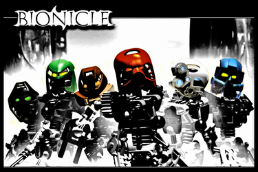 BionicleResized toa only by 8-Cell-Art