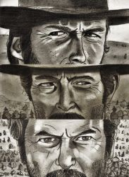 The Good,the Bad and the Ugly by ArthurWtb