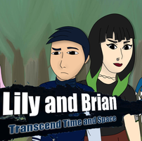 Lily and Brian new fighters! by smilewolfy
