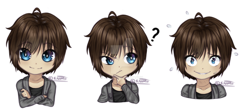 William Chibis by Kiumii
