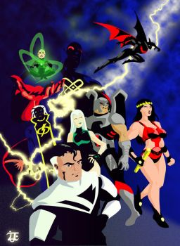 JLU and Beyond by Ziggyman