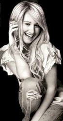 Ashley Tisdale by remnantrising