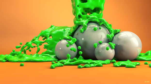 Realflow Test #1 by JoeWithers