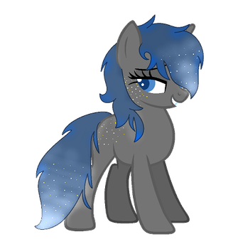 MLP SparkleNight Adoptable (Closed) by coco-swirl