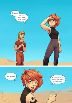 Core ch2 pg1 by CamishCD