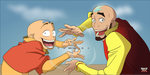 Aang and Aang by PhillLord