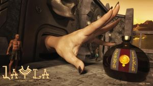 LAYLA | A GIANTESS STORY | COMING SOON by GTSX3D