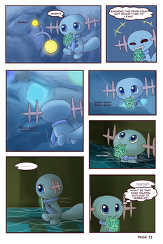 Rival Gates: The Drowning Depths - Page 11 by Bokurei-san