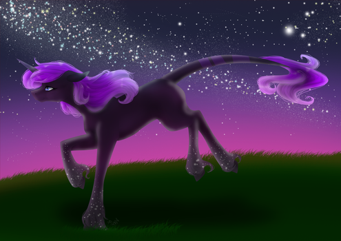 [Contest Prize] HorsePaintings 2/3 by Eothnoguy