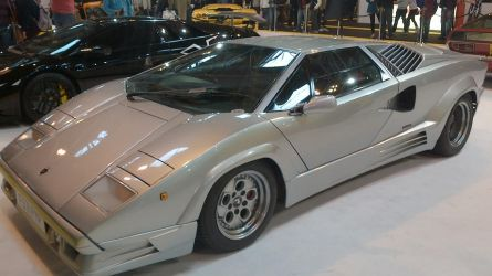 Lamborghini Countach LP500S by AshHughes