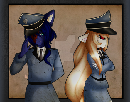 Military Commanders by Lucythecat45