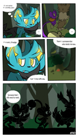Mission 8: Page 16 (Present) by doodlesANDkyn