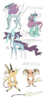 Pokemon Variants 6