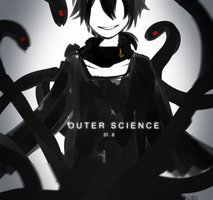 Outer Science Anniversary by aishii-trash