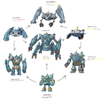 Pokemon Hexafusion
