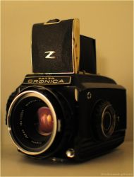 Bronica C by Enkphoto