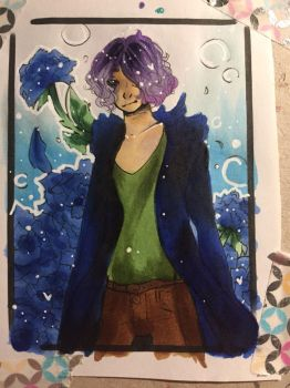 Aceo garry by JasminTheSinnerx3