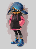 Squidsona by PastelWing