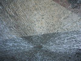 Shattered Glass Texture 5 by RhoswenFaerie