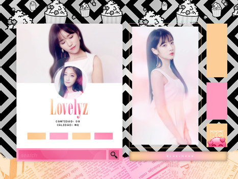 LOVELYZ | HEAL | PHOTOPACK by KoreanGallery