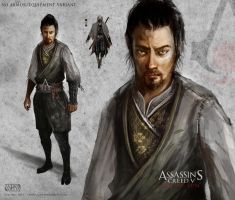 Assassin's Creed 5: Rising Sun - No Equipment by TheEnderling
